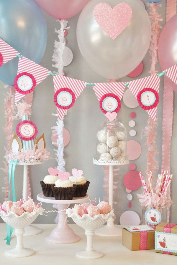 Icing Designs: Sweet Little Fox Party Inspiration