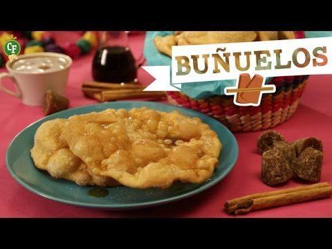 ¿Cómo preparar Buñuelos?- Cocina Fresca - YouTube