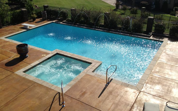 17 best ideas about gunite pool on pinterest pool for Pool jets design