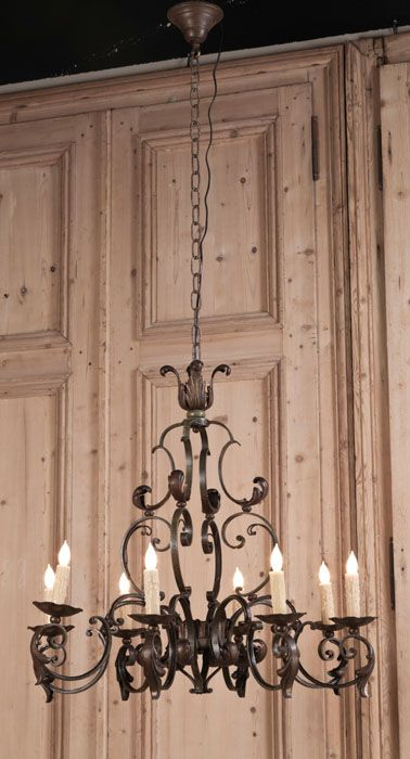 Best 25 Iron chandeliers ideas only on Pinterest Plank of wood
