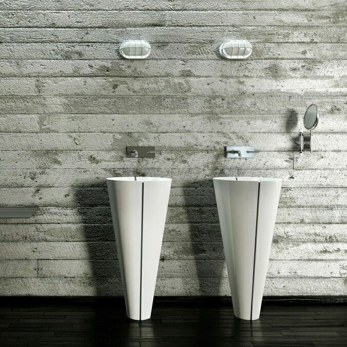 Penta Sink by Mac Stopa for MyBath  www.mybath.pl
