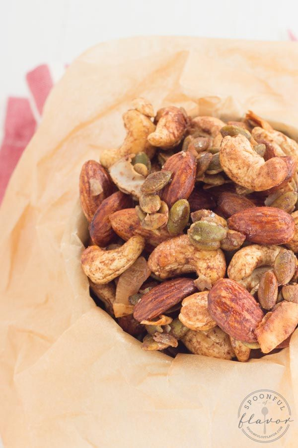 how to make snacks out of crunchy nut