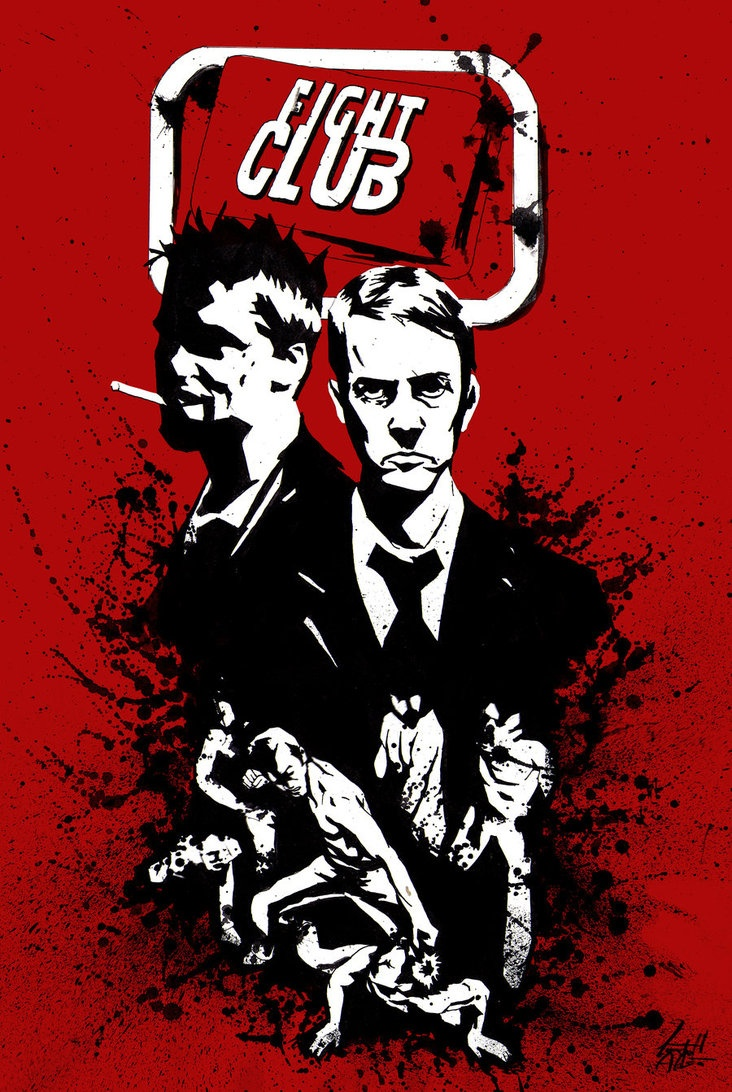 best ideas about fight club online dead cat fight club tribute by divinimpero