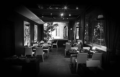Funky Gourmet - The restaurant
