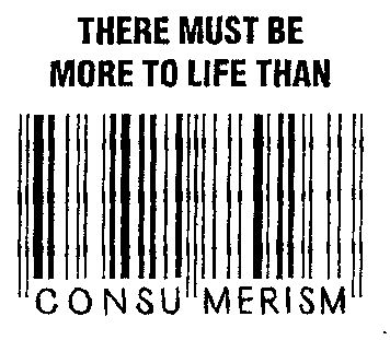 Not Buying Anything: Breaking Out Of The Cage Of Consumerism. An interesting blog about a simpler lifestyle.