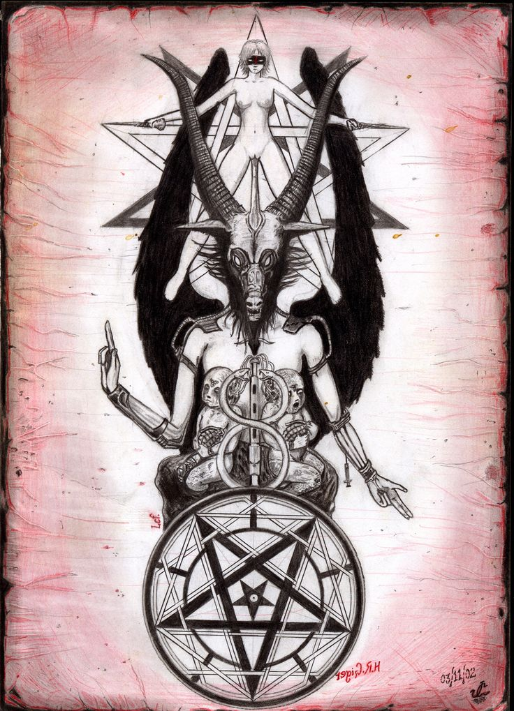 153 Best Baphomet And Related Art Images On Pinterest Baphomet