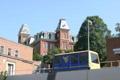Personal Rapid Transit (PRT) | Transportation and Parking | West Virginia University