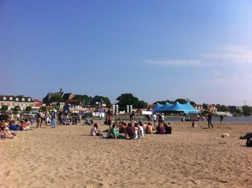 Strandeiland Harderwijk