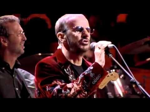 Photograph - Ringo Starr [Concert for George; Royal Albert Hall; 2002].flv              Brilliant. Heartwarming. Lovely.