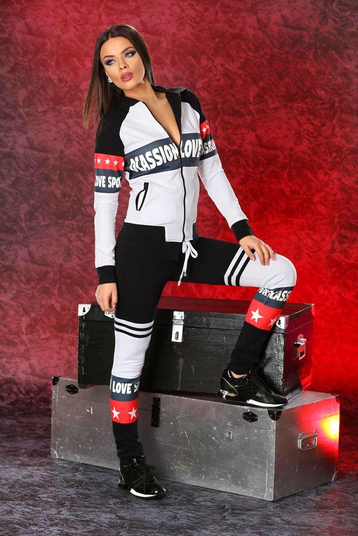 Ocassion Love Sport Black Set