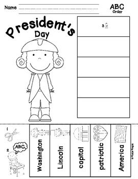 Your Entire Year of ABC Order Activities & Centers!  40 Holidays and Themes!