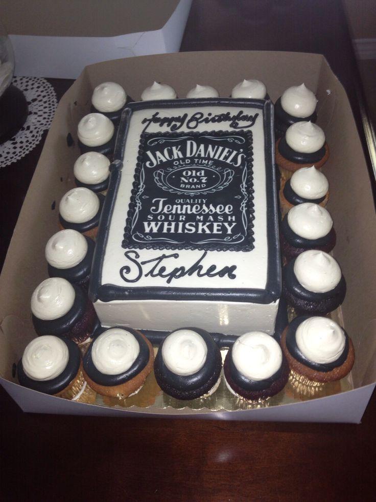 Jack Daniel S 30th Birthday Cake Jack Daniel S 30th