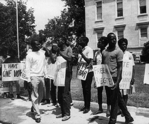 When Youth Protest: The Mississippi Civil Rights Movement, 1955-1970