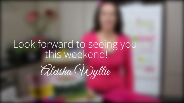 Aleisha Wyllie Visits Naturally Organic Saturday 26th March 2014