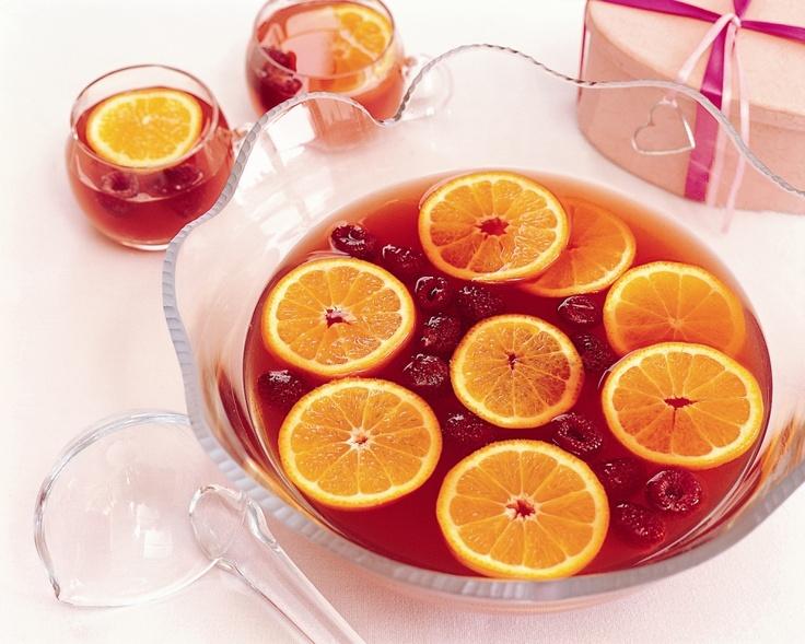 Receitas Especiais: Sangria de Champanhe