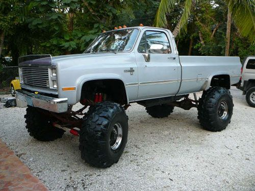 1000+ images about Lifted Chevy Trucks on Pinterest ...