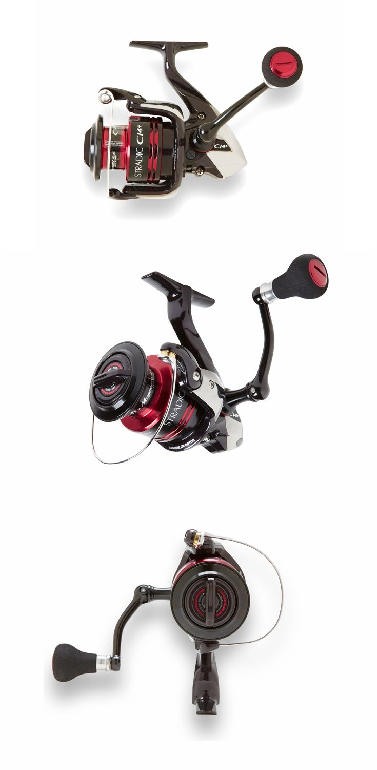 Shimano STCI44000FA Stradic CI4 Plus Spinning Reel The Shimano Stradic CI4 Plus Spinning reels are the ultimate in lightweight reels designed for the ultra-finesse angler. They are durable with a 0.54 Force(N) CI4+ material.
