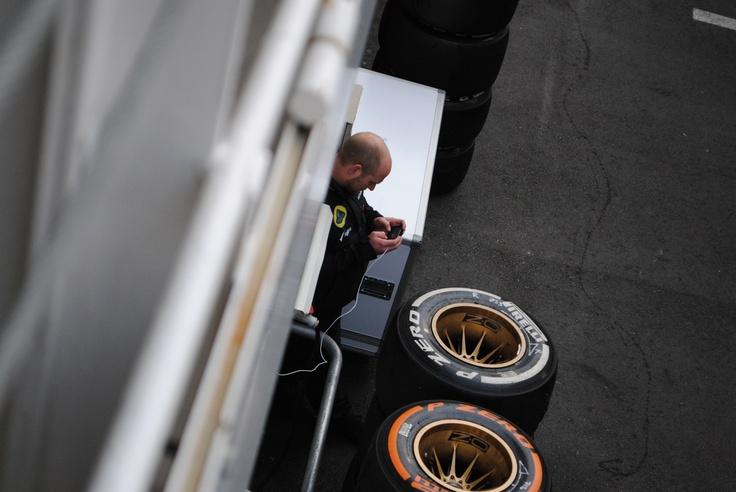 Programando neumáticos¿?