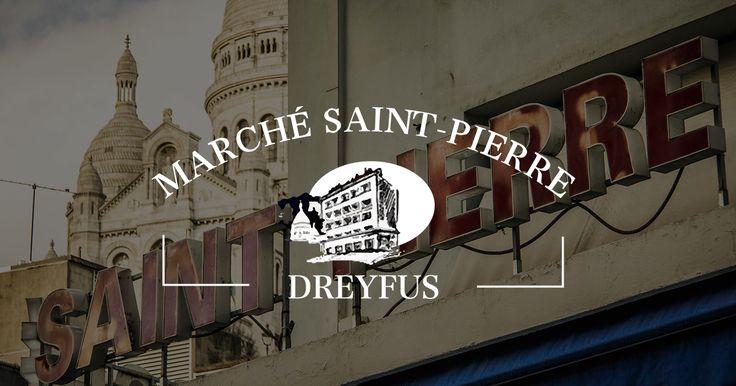 Depuis plus d'un demi siècle, Le Marché Saint Pierre est le royaume des tissus. Plus qu'un magasin il est une institution dans le monde du textile, où se mêlent traditions et modernité.