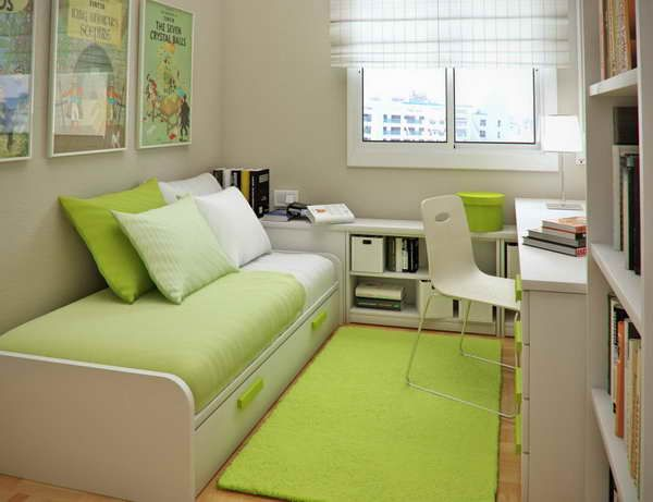 1000 Ideas About Very Small Bedroom On Pinterest