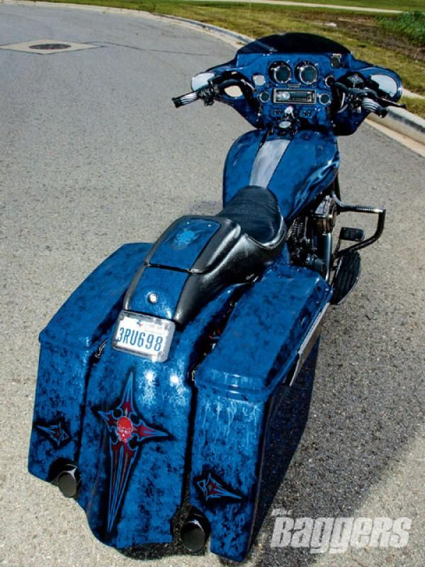 2002 Harley-Davidson Electra Glide Custom - Back From The Dead | Baggers