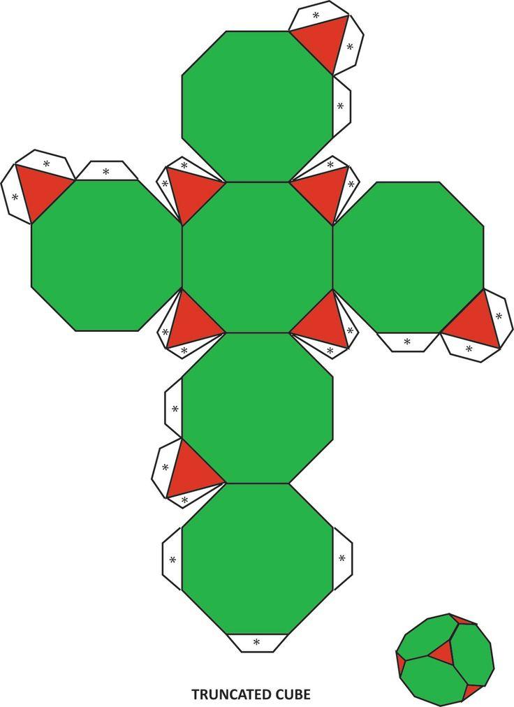 Best Truncated Cube  Images On   Cube Arquitetura