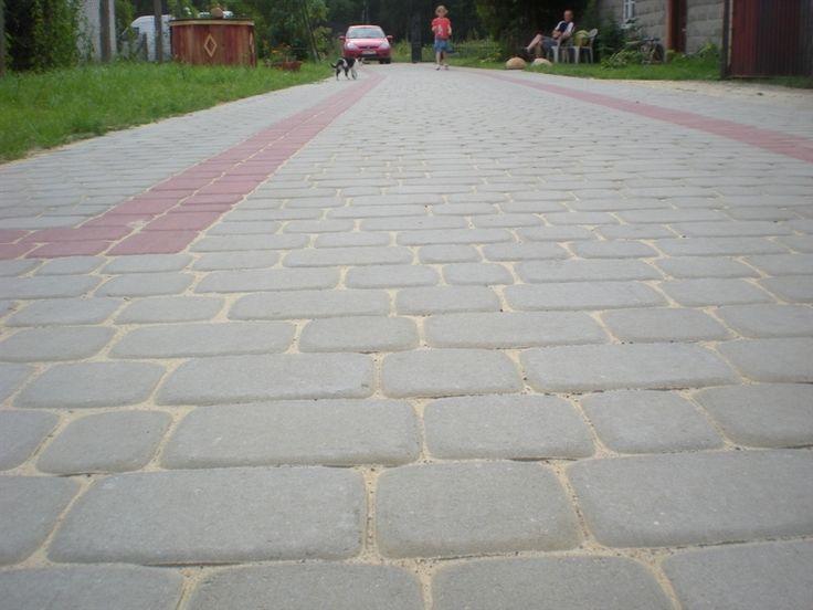 Polbruk NOSTALITE, gr. 4 cm szary