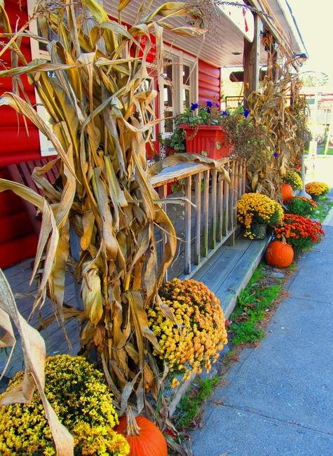 fall porch: Fall Decoration, Fall Fusion, Country Porches, Fall 3, Autumn Fall, Fall Halloween, Fall Autumn Thanksgiving, Fall Porches Corn, Fall Porches Lov