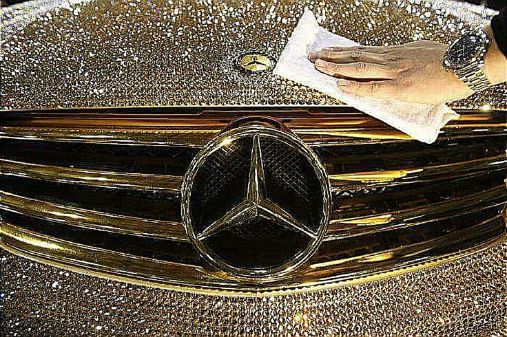 Diamond Mercedes