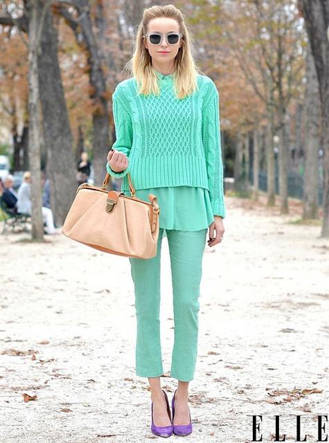 Office Street Style Workwear
