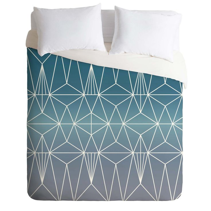 Mareike Boehmer Nordic Combination 31 A Duvet Cover | DENY Designs Home Accessories