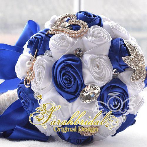 Artificial Wedding Flower Bridal Bouquets Elegant Wedding Decoration Bridesmaid Bouquets Bouquet De Mariage Casamento WF036