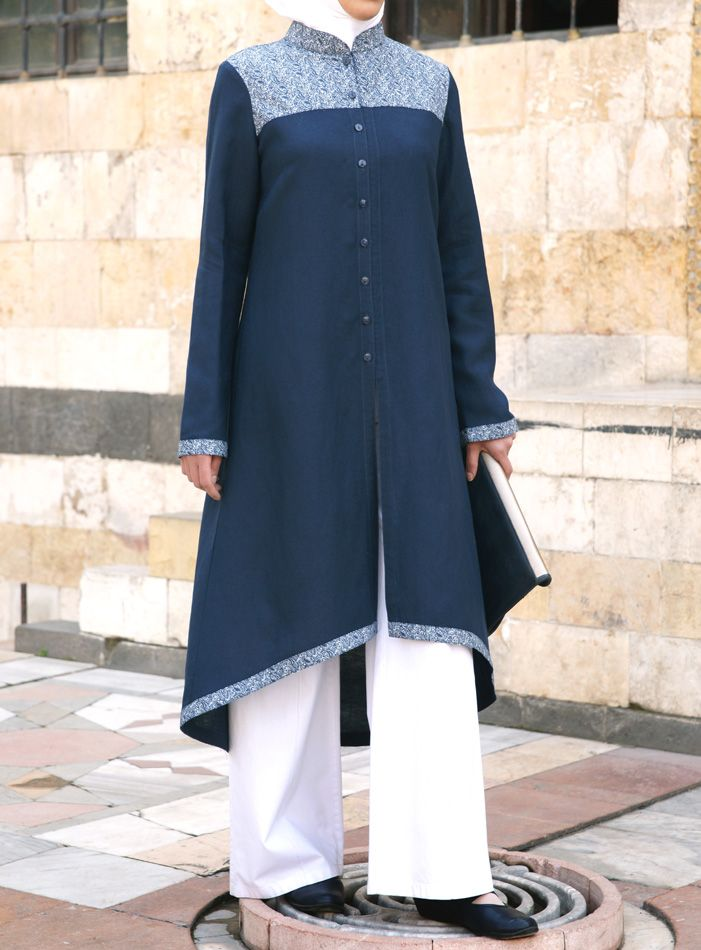SHUKR USA | Atira Tunic with Paisley Print