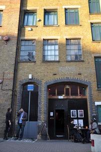 Arcola Theatre in Dalston