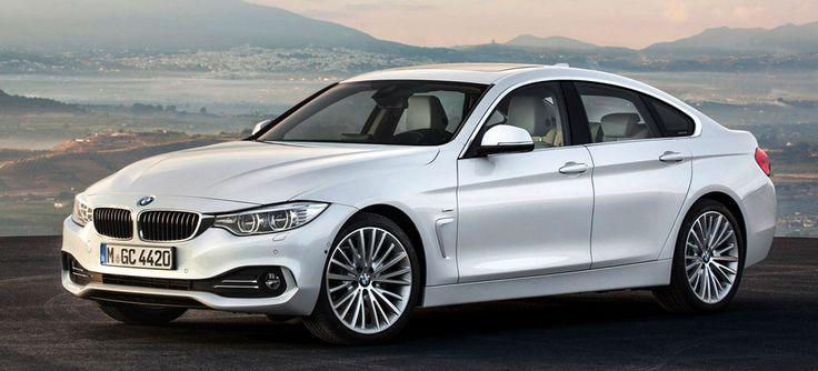 The new BMW 4 Series Gran Coupe New standard of elegance and extravagance
