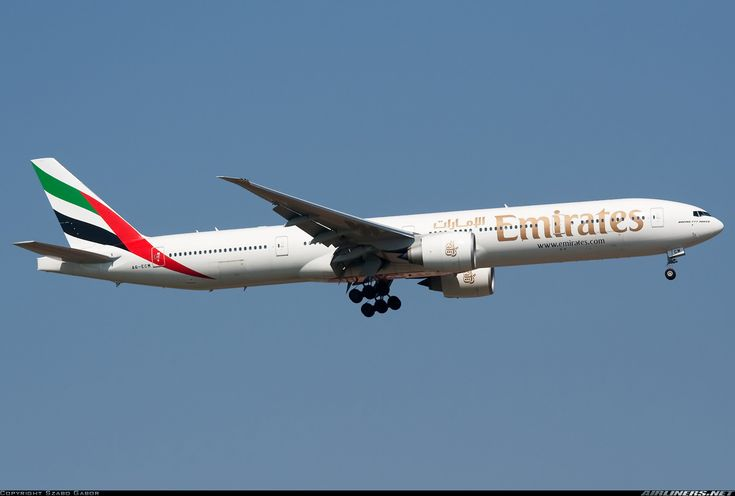 Boeing 777-36N/ER - Emirates | Aviation Photo #1518355 | Airliners.net