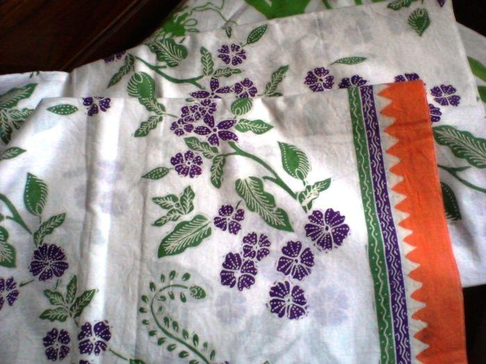 Batik tulis motif kangkung  Rp. 320.000