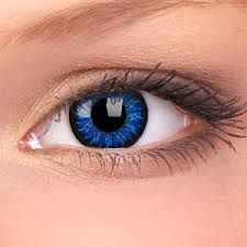 Blue Contact Lenses – For Dark, Green, Brown Eyes, Nonprescription, Where to Buy Online Cheap, Best Tips, Baby Blue | BeautyTots