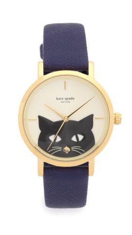 Kate Spade New York Metro Watch |  _____________________________ Bildgestalter http://www.bildgestalter.net
