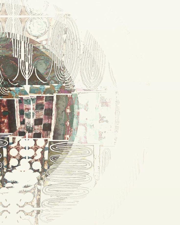 Sophie Munns: Digital artwork based on Concertina Book motifs.