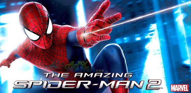 لعبة The Amazing Spider-Man 2 v1.1.1c لا تحتاج الى انترنت