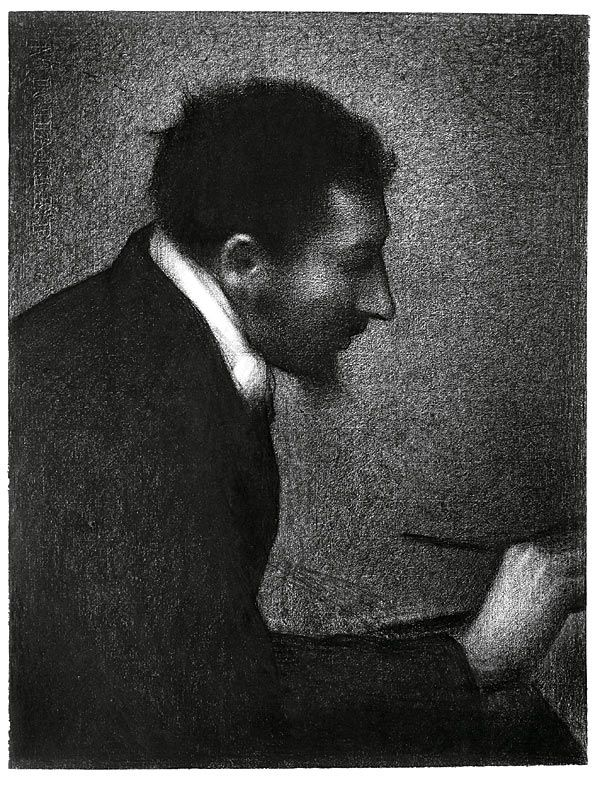 Georges Seurat is chiefly remembered as the pioneer of the Neo-Impressionist technique commonly known as Divisionism, or Pointillism....He died at the age of 31 from pneumonia or, possibly, diphtheria -- the cause of death is unknown.
