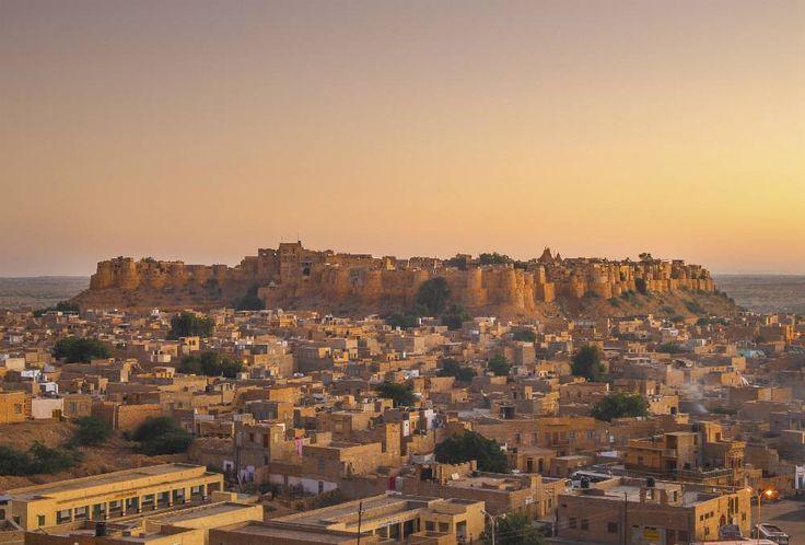 The enchanting land of Jaisalmer