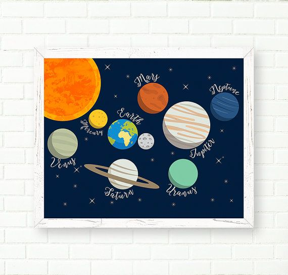 25 Unique Solar System Room Ideas On Pinterest Boys