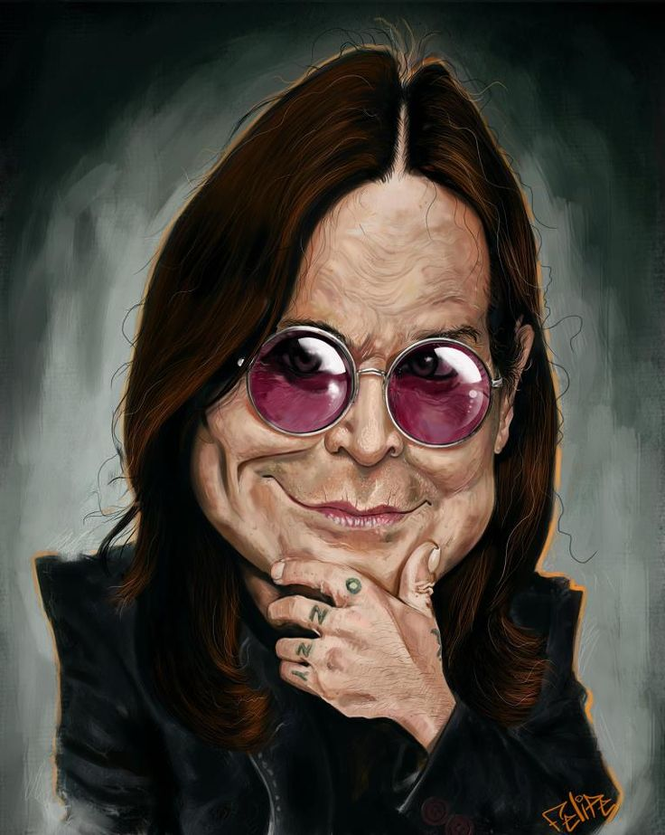 Ozzy is the man