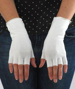 WEB Half 5 digit gloves #Epidermolysis Bullosa and #Burns
