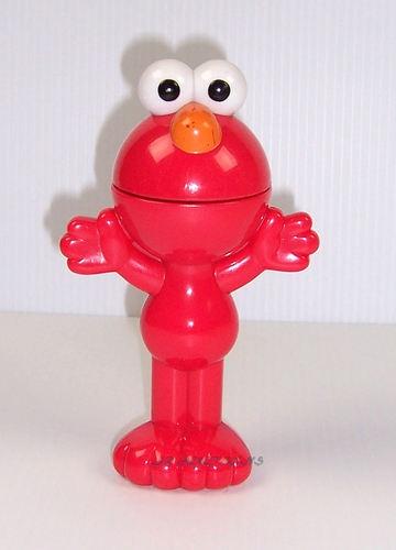 PlaySkool Sesame Street Talking Elmo Laughing Sounds Doll 2003 Mattel #ebay #sell #elmo #sesamestreet