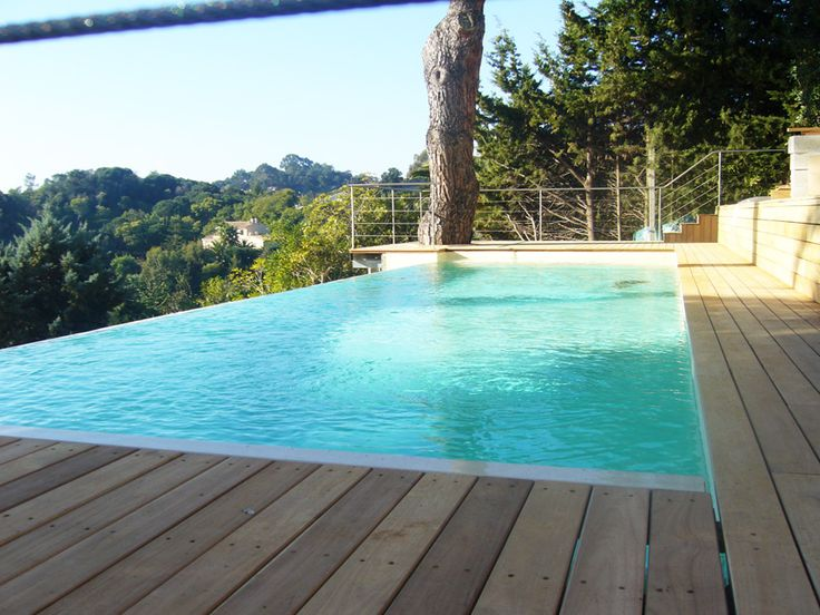17 best piscine images on pinterest swimming pools for Construction piscine 46