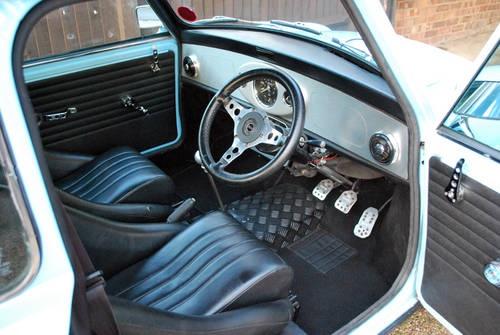 Austin Mini 1380 Complete Fast Road Package For Sale 1972 Great Interior Fiat 39 S Mini