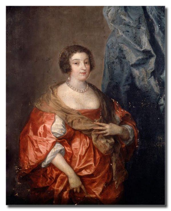 Reprodukcja Antoon van Dyck kod obrazu dyck94